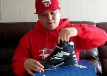 THE SNEAKER ADDICT: 2012 Reebok x PYS Twilight Zone Pump
