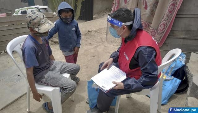 Millones de niños pierden colegio por covid-19