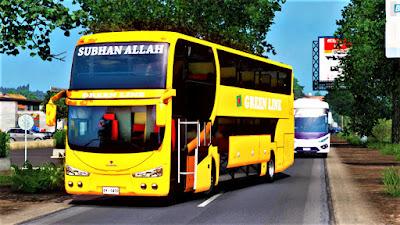 Irizar Bus Pack (UK&EU) Untuk 1.38-40