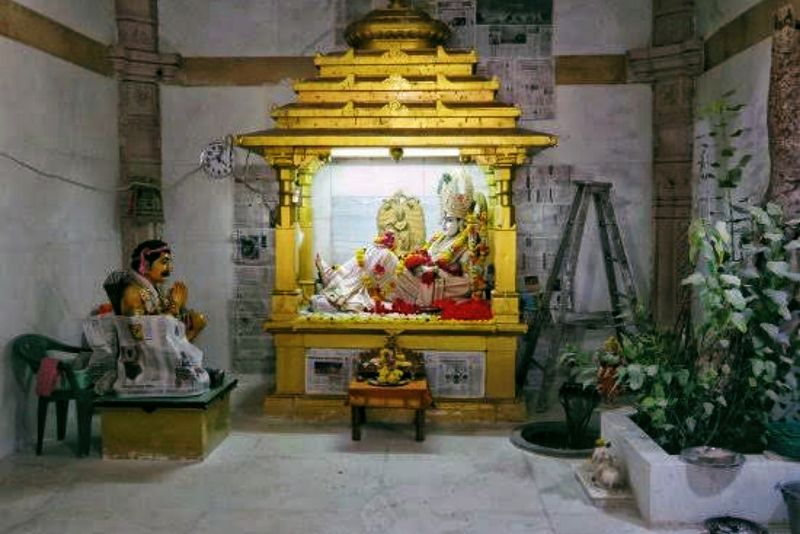 parsuram  temple