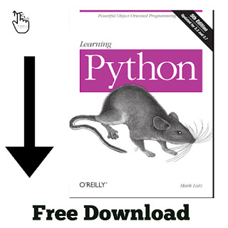 PDF Of Python By Mark Lutz