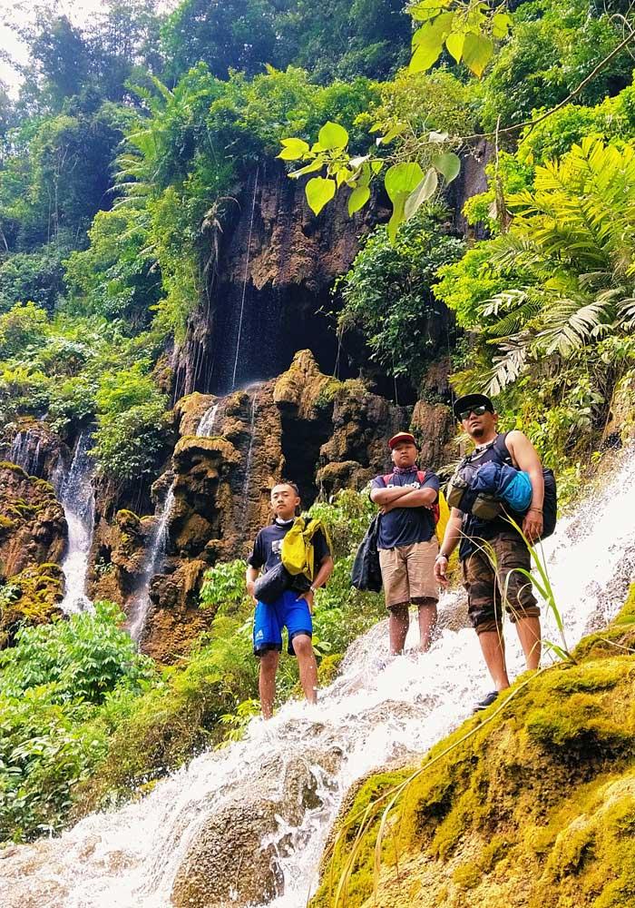 Rute Lokasi Air Terjun Goa Tetes Waterfalls