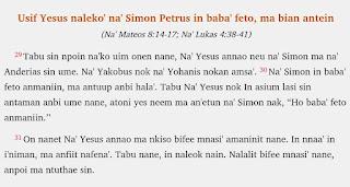 Alkitab Bahasa Amanuban | screenshot UBB