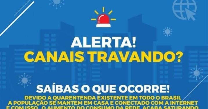 RESOLVENDO INTERNET TRAVANDO. 23/03/2020 - Matrix SKS Online
