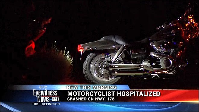 tim dooley bakersfield motorcycle crash kern county highway 178