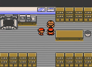 Pokemon Gold Sinnoh para GBC Laboratorio Pokemon