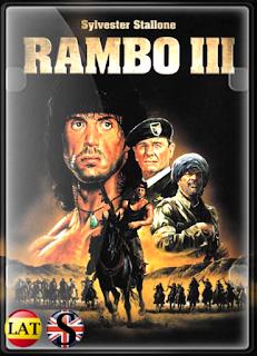 Rambo III (1988) REMASTERIZADO FULL HD 1080P LATINO/INGLES