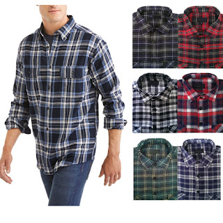 rugged flannel