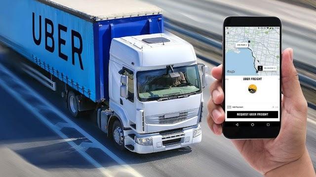 Uber Freight avaliada em US$ 3,3 bi após aporte