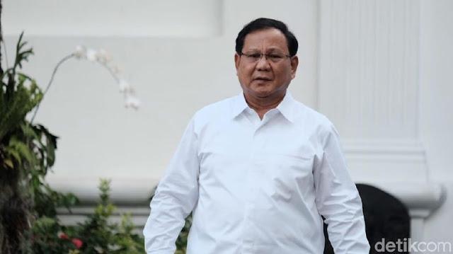 Pilih di Hambalang, Prabowo Juga Belum Tempati Rumah Dinas Menhan