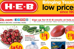 HEB Weekly Ad July 18 - 24, 2018