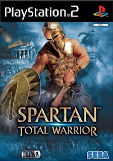 Spartan Total Warrior (NTSC-PAL) PS2 ISO