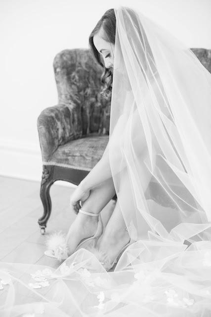 St. Louis Fine Art Bridal Boudoir