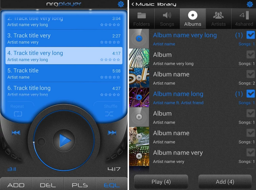 NRG Player Apk Download ( NRGplayer 音樂播放器 Apk )