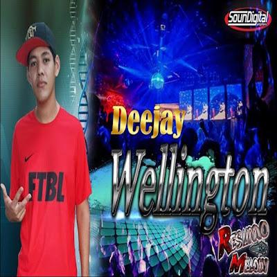 CD TECNO MELODY 2017 l DJWELLINGTON VOL 01