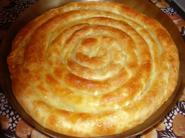 banitsa búlgara yogur sírene Bulgaria