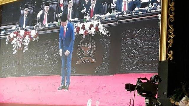 Jokowi Potensial Dimakzulkan: Bila Meresmikan Anggota BPK yang Dipilih DPR
