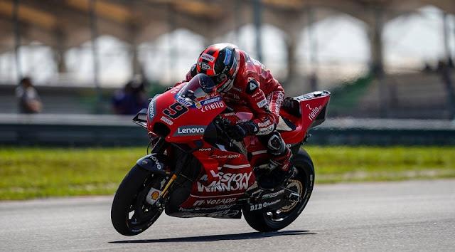 MOTO GP EN SEPANG
