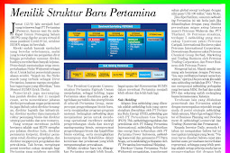 See Pertamina's New Structure