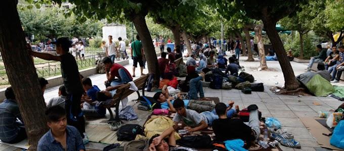 Ξένοι Οι Μισοί Κάτοικοι Σε Γειτονιές Της Αθήνας - Γκετοποίηση Και Απελπισία Για Τους Κατοίκους