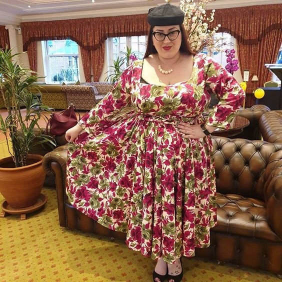 Pinup Couture Margret Dress