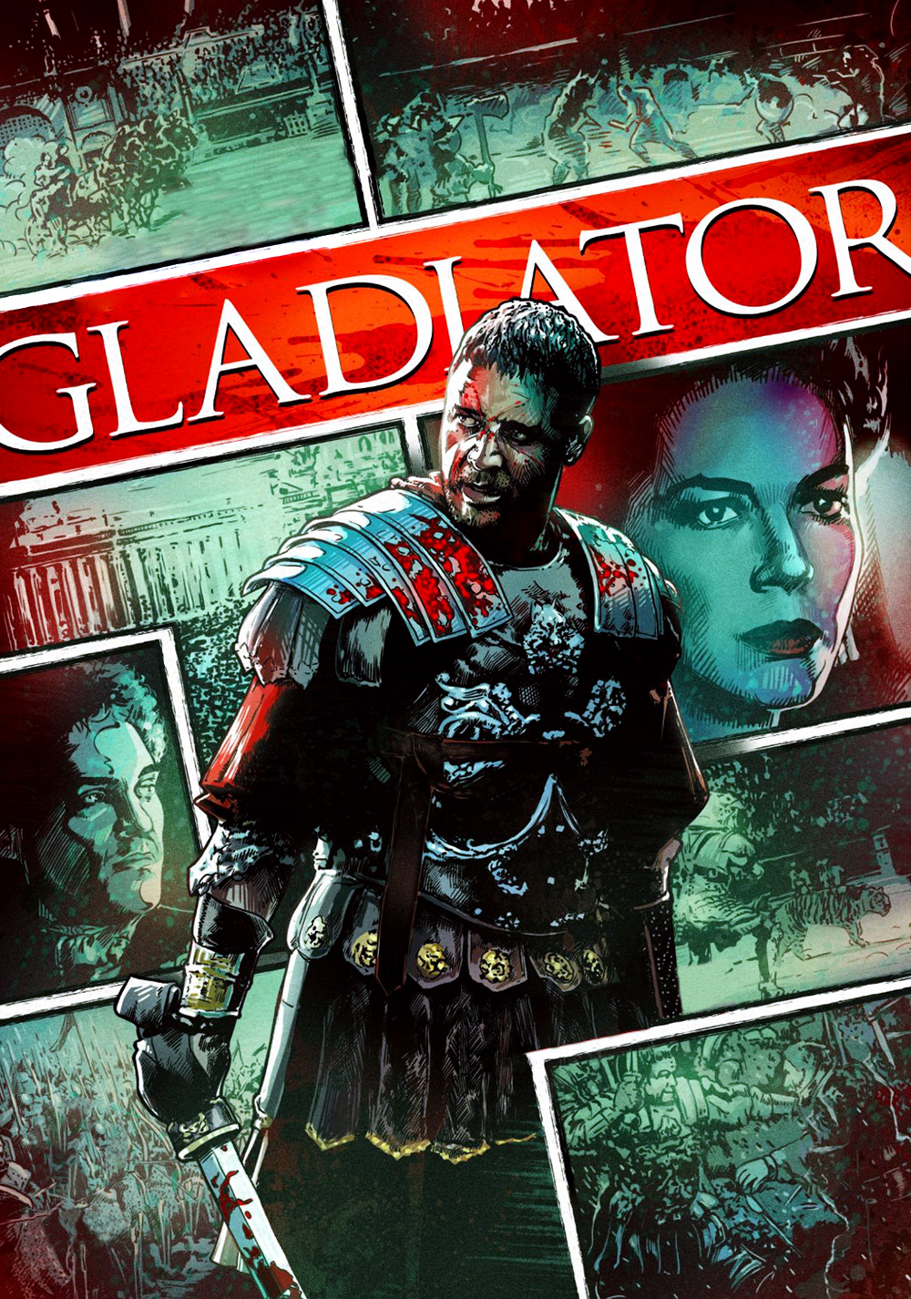 GLADIATOR (2000) MOVIE TAMIL DUBBED HD