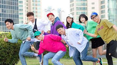 Lee Kwang Soo Sah Tinggalkan Running Man, Ahli Running Man, Variety Show Korea Running Man,