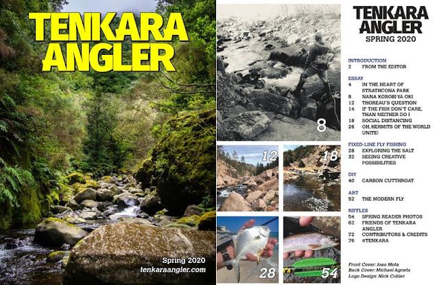 Tenkara Angler Magazine: Spring 2020