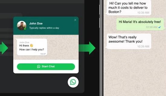 3 Cara Mengatasi Widget WhatsApp Error Tidak Menampilkan Pesan