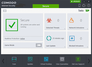 برنامج, انتى, فيروس, Comodo ,Internet ,Security, اخر, اصدار