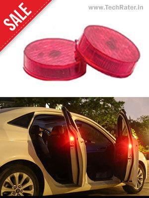 Car Door Warning Lights - Car Gadgets