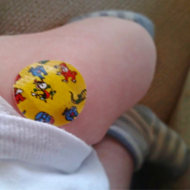 vacinas bebês