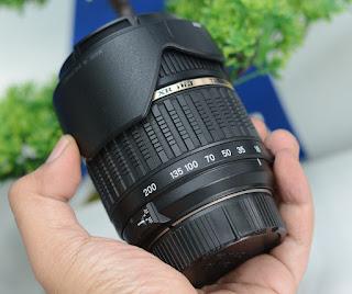 Jual Lensa Tamron 18-200mm for Nikon