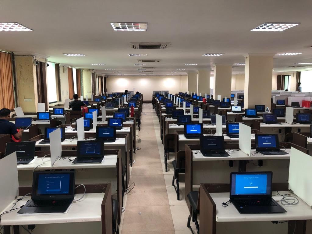 GPSC has introduced Computer Based Recruitment Test (CBRT