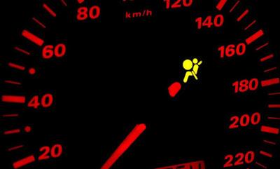 Arti lampu indikator pada mobil