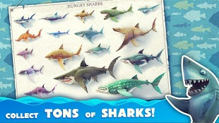 Hungry Shark World Android apk