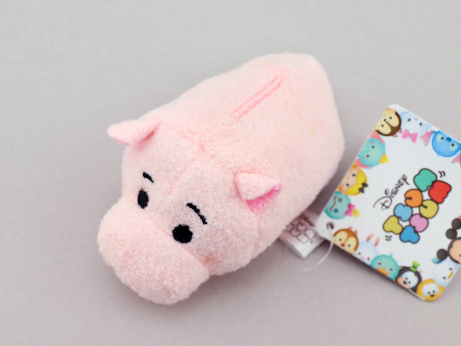 toy story 4 tsum tsums hamm