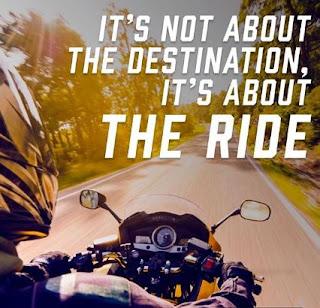 kata caption bijak bikers yang romantis