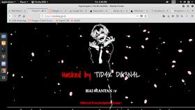 Website Dispora Bandung Diretas