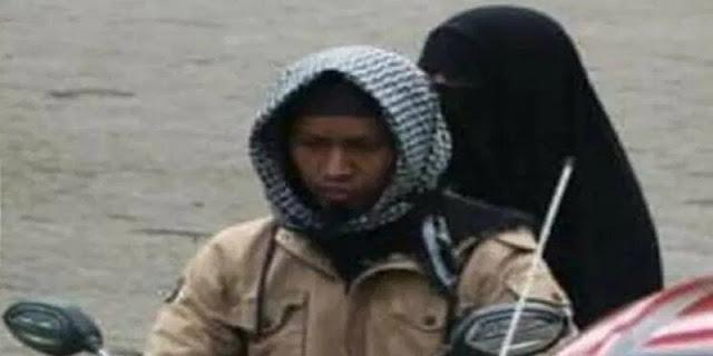 Ternyata, Dua Pelaku Bom Bunuh Diri Di Makassar Pengantin Baru
