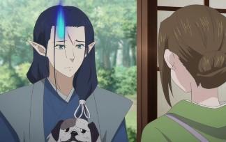 Kakuriyo no Yadomeshi – Episódio 11