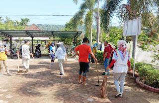 1.000 ASN Pesisir Selatan Gelar Gotong-Royong di 44 Lokasi