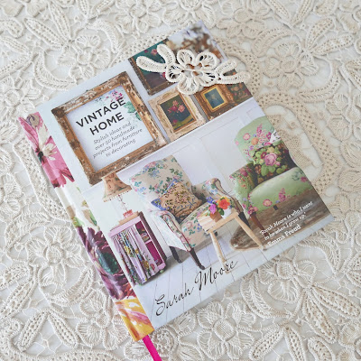 Book Inspiration - Vintage Home by Sarah Moore
