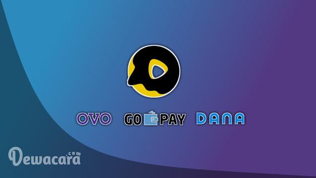 Cara menarik uang di snack video ke ovo, gopay atau dana