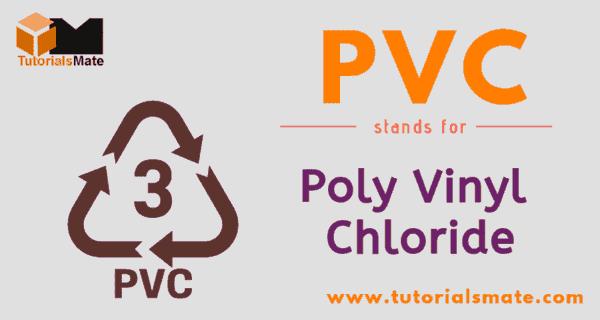 PVC Full Form