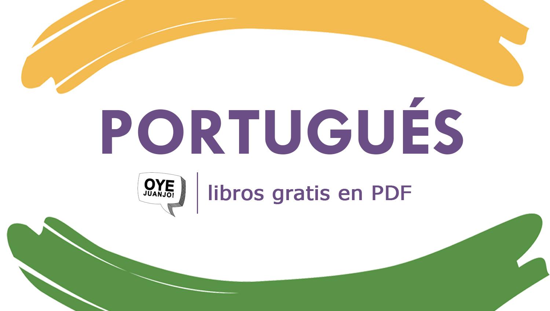 10 libros pdf para aprender portugu s gratis oye juanjo for Libros de botanica pdf