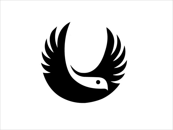 Contoh Desain Logo Negative Space - 39
