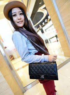 Tas Wanita Cantik Model Korea Terbaru Juni 2016