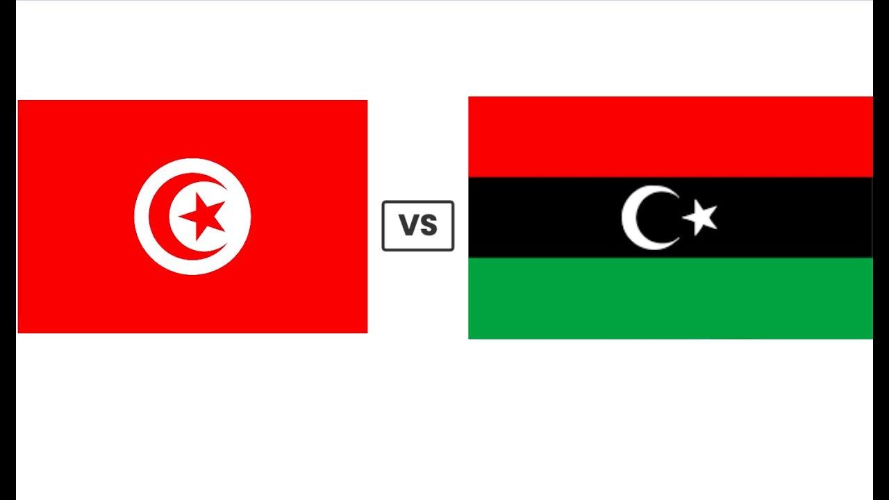 Libya vs Tunisia Live