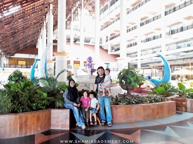 Fun in the Sun at Resorts World Kijal.